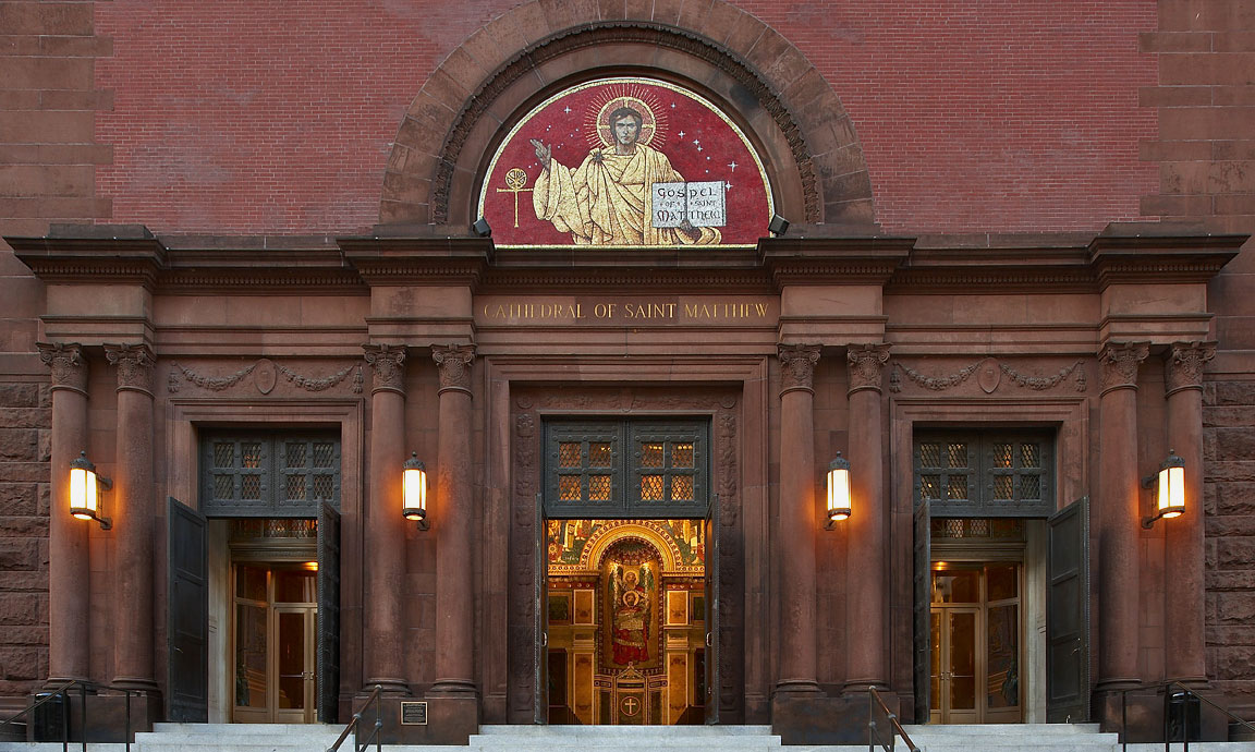 Tour: Exterior & Design | Cathedral of St. Matthew the Apostle in ...