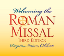 image of Welcome the Roman Missal Third Edition
